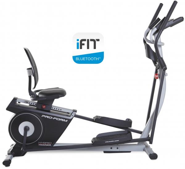 Hybrid Trainer trenažér + iFit